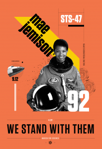 Mae Jemison poster