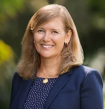 photo of SB city council member Kristin Sneddon